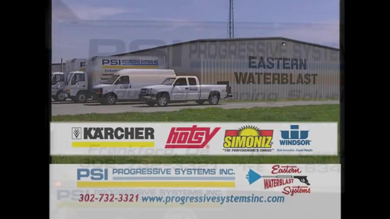 Pressure Washers, Industrial & Commercial Cleaning Chemicals for Sale in Wilmington Dover DE